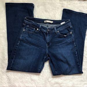 Levi's curvy bootcut  jeans size 12